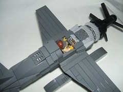D4UltraSeaDragon009 (Dragonov Brick Works) Tags: lego aircraft studless miniscale