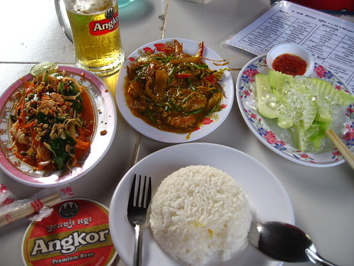 Dinner in Siem Reap