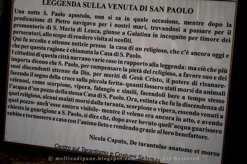 La leggenda di San Paolo