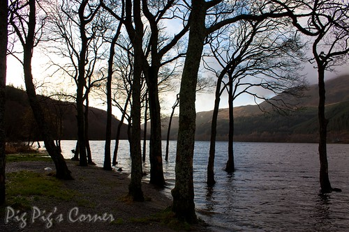 loch ness, glencoe, the highlands loch lubnaig 02