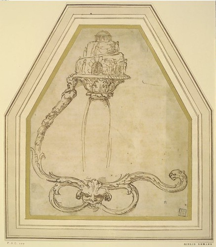Giulio Romano sketch (between about 1520 and 1546)