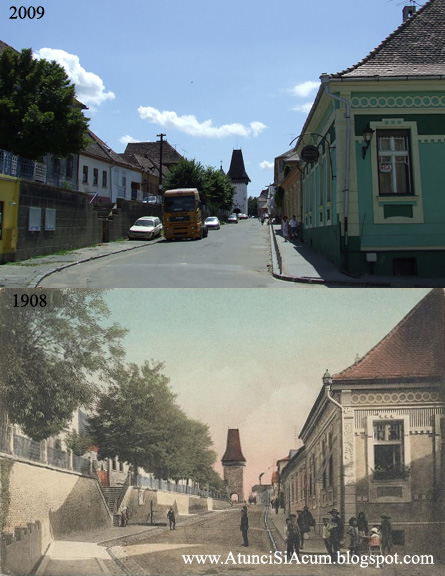 Medias - Strada Turnului Forkesch