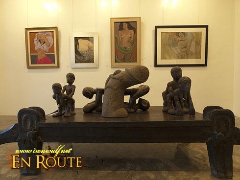 Bencab Museum Erotica Gallery