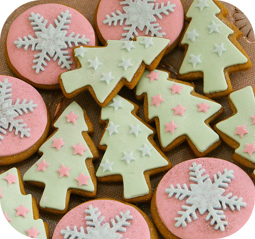 Winter Wonderland of Cookies