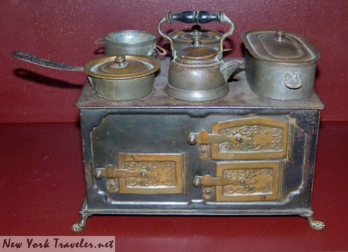 doll stove