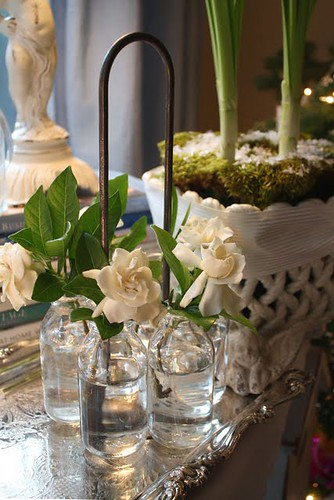 December Gardenias por Romantic Home.
