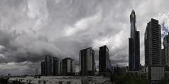 Prayers for Rain (wolfcat_aus) Tags: city panorama storm weather skyline nikon australia melbourne victoria vic cbd eurekatower 18200mm d90 sigma18200mm nikond90