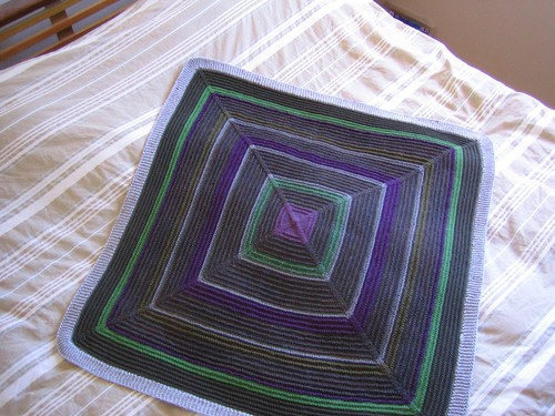 blanket size