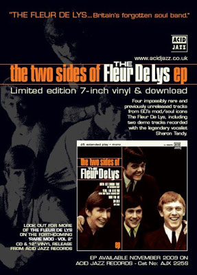 fleur de lys - the two sides of