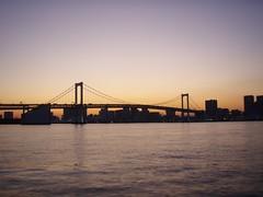 水上バスからの東京湾