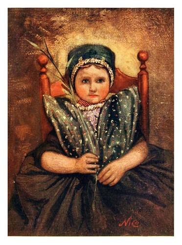 018-Una niñita-Holland (1904)- Nico Jungman