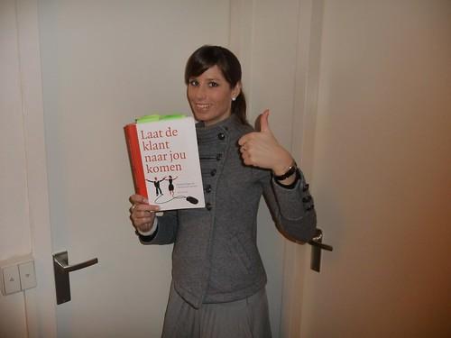 Marieke vind het boek top! - Marieke de Kort