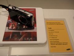 Samsung@CES 2010 - Day 1 (samsungzone) Tags: camera digital samsung imaging ces 2010 pl100 st5000 samsungimaging ces2010 pl150 cl80 nx10 st5500 tl205 tl210