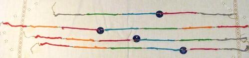 Cromossomos resultantes de permuta em alça de inversão Pericêntrica
