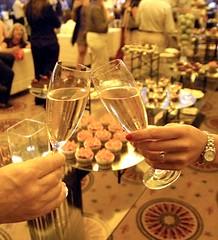 El Champagne tuvo su noche en Punta del Este
