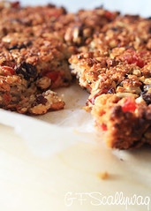 Gluten Free Scallywag Muesli Bars Chopped