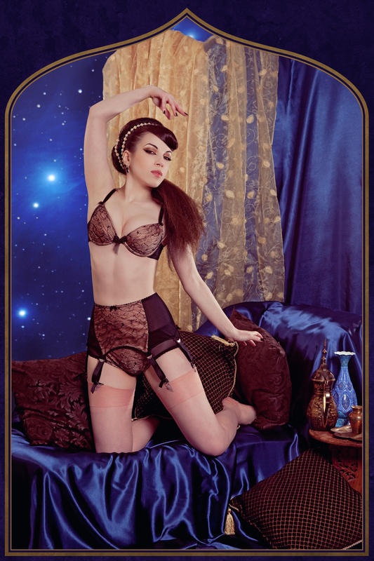 kiss me deadly alouette lingerie