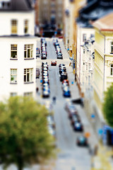 . (iljatulit) Tags: city sweden stockholm tiltshift