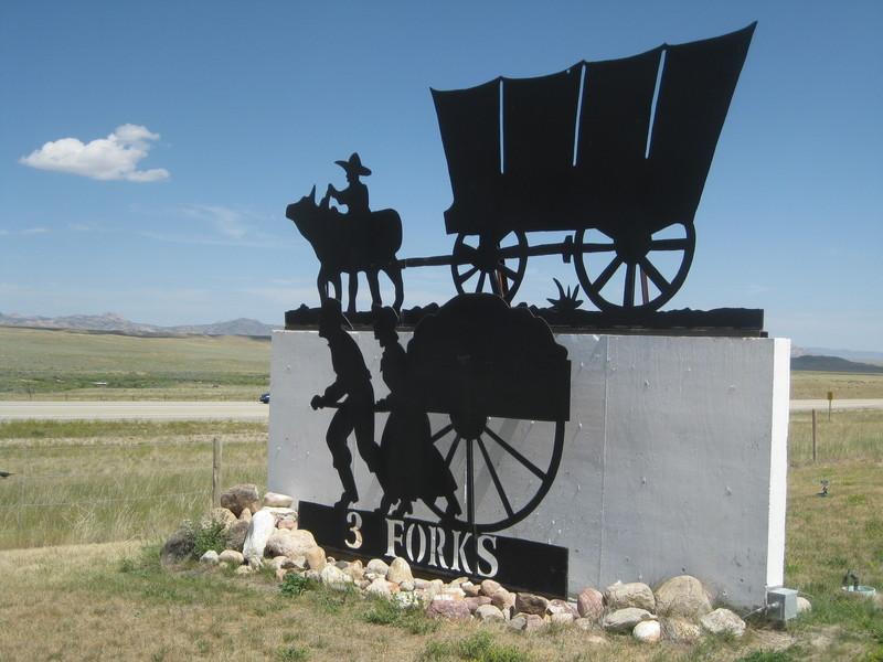 Mormon Pilgrim Route