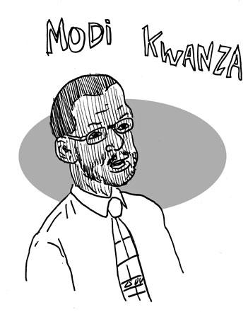 modikwanza