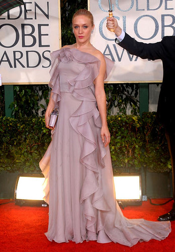 Chloe Sevigny at the 67th Golden Globe Awards
