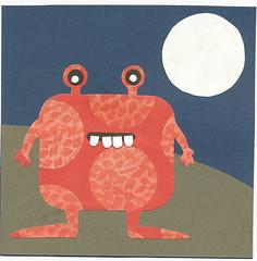 moon monster