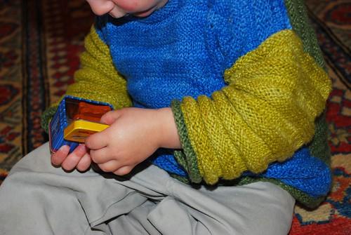 Jil Eaton sweater