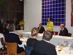 Vince Brunch 007 (Caledonian Lib Dems) Tags: shadow for with dr vince cable bridget business fox brunch local mp joined representatives vincebrunch