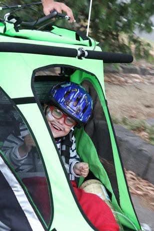Zigo Leader carrier bike Essay Winner in Australia