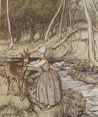 Illustration by Arthur Rackham (sofi01) Tags: fairytale childrenbook vintagebook vintageillustration arthurrackham classicillustration