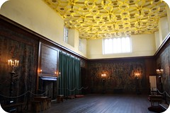 Hampton Court Palace, meeting room