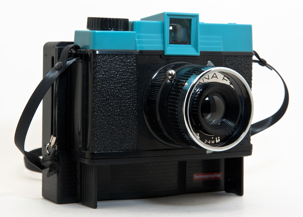 Diana F+ with Instant Back