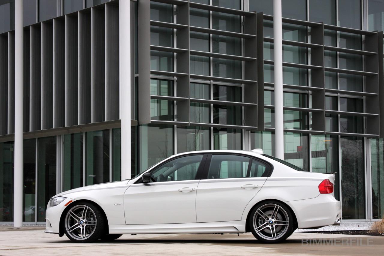 First Drive BMW Performance I BimmerFile - 2011 bmw 335i performance upgrades