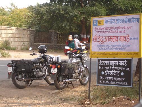 Pitstop at Ahmednagar