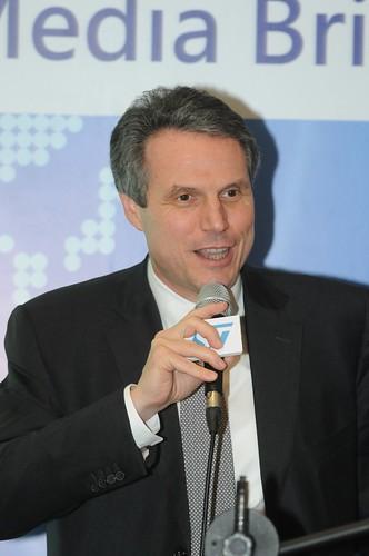 意法半導體總裁暨執行長Carlo Bozotti