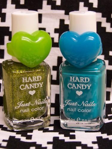 Hard Candy nail polish