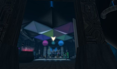onyx club underwater