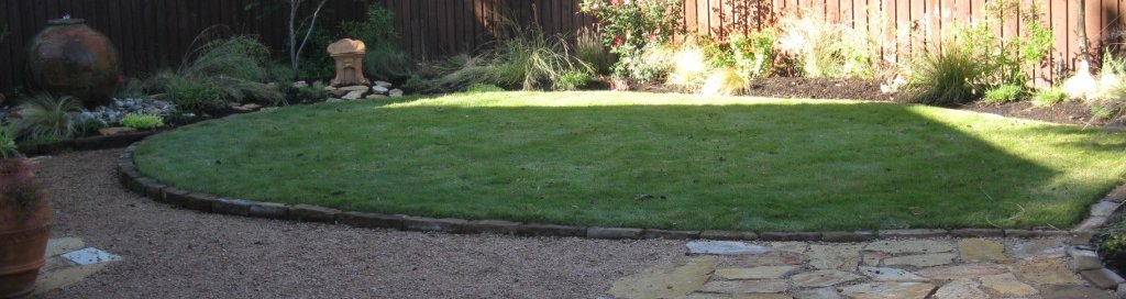 backyard landscaping business