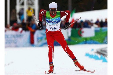 Běžecké soutěže ZOH 2010 odstartovaly - Extrémní podmínky prvního závodu prověřily organizátory i závodníky