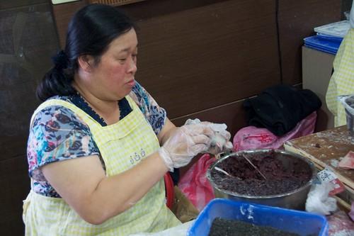 包麻糬的眷村媽媽