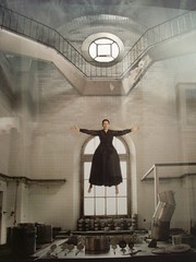 Marina Abramovic-THE KITCHEN V - Homage to Saint Therese