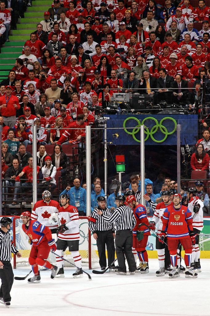 Russia vs. Canada
