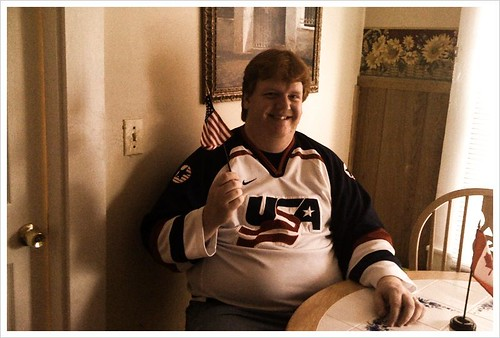 USA! USA! USA!  Gold Medal Game is 90 minutes away!