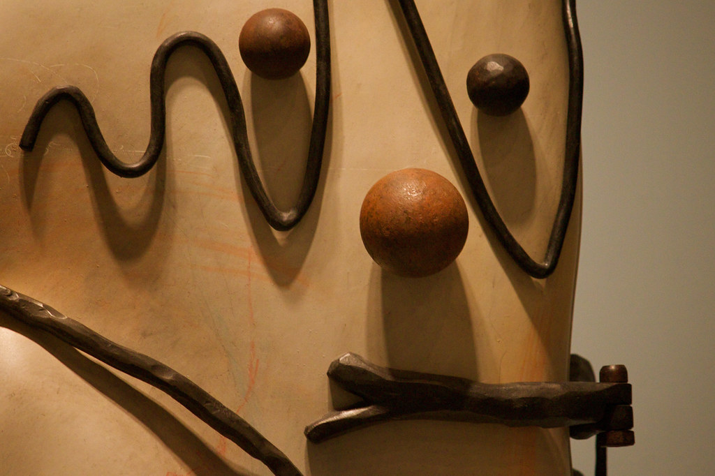 Furniture designed by Mattia Bonetti (detail)
