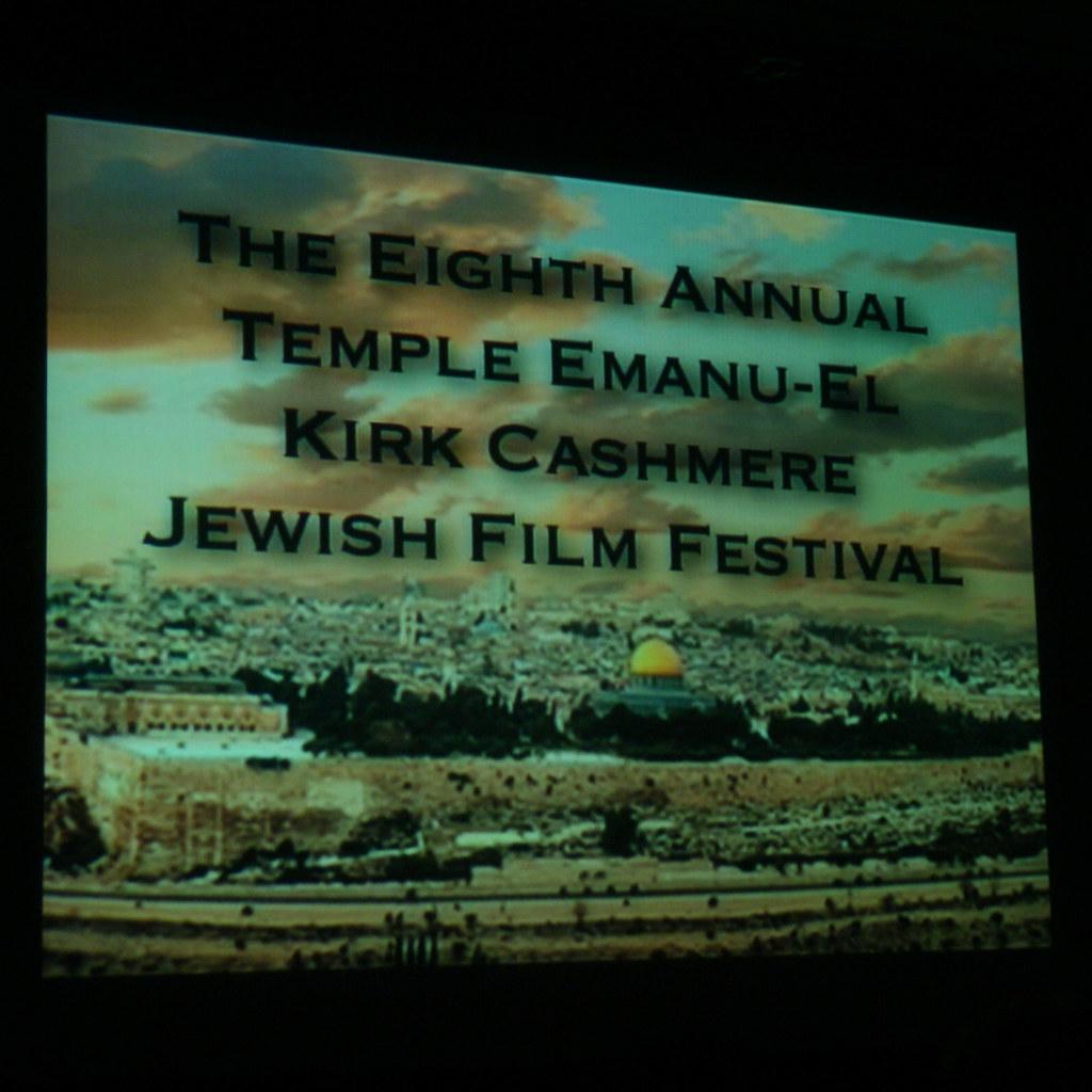 Honolulu's Jewish Film Festival