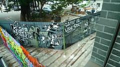 """Same ol' love story"" (shemademedoit) Tags: graffiti taiwan same taipei 4c saym sayme"