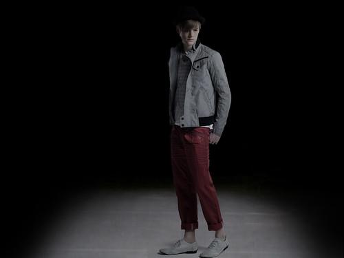 Johannes Niermann for Koyo Jeans SS2010 Lookbook
