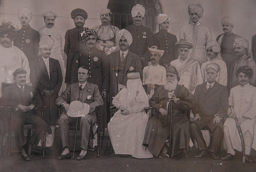 Viceroy and the Begum of Bhopal