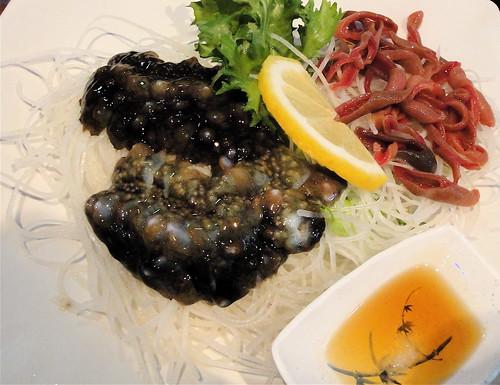 seaworm&cucumber