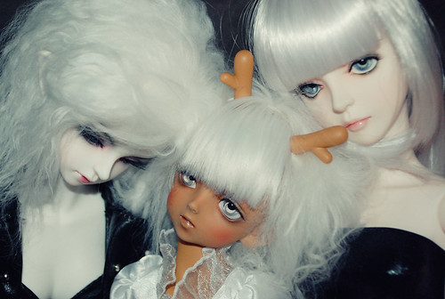 Delisha, Cherry, Fleur